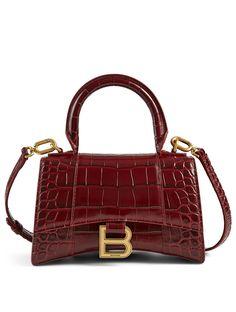 Holt Renfrew, Fashion Advice, Crocs, Balenciaga, Leather Bag, Shopping Bag, Satchel, Handbags, Purse