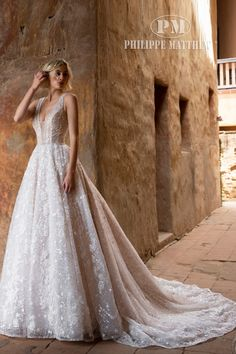 The perfect fairytale dress does exsist and it goes by the name of Forever. Picture here is our iconic beaded ball gown. Modern touches bring this enchanting dress to life. For more info and styles click the image. #weddindress #weddinggowns #ballgown #futurewedding #brideideas #weddingdiy #weddinginspiration Wedding Dresses Photos, Wedding Dress Trends, Boho Wedding Dress, Dream Wedding Dresses, Wedding Tips, Wedding Styles, Wedding Gowns, Welcome To Our Wedding, Wedding Hair Accessories