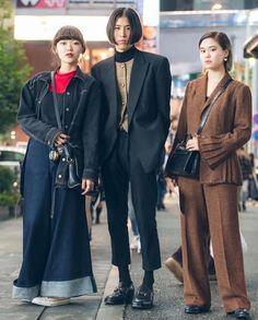 Tokyo Fashion Week Spring 2018. #Wilderfunk Tokyo Fashion, Girl Fashion, Formal, Spring, Dresses, Women's Work Fashion, Preppy, Vestidos, Girl Clothing