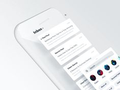 Introducing Bucket - A new app for iOS devices. Bucket helps you unify multiple email accounts into one simple Inbox that comes with a simple search solution. The app will be available soon! Sub...