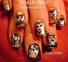 Gambling nail art designs bookmaking gambling