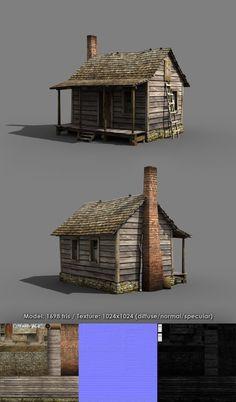 Game Environment, Environment Concept Art, Environment Design, Arte Robot, Video Game Development, Game Props, Building Concept, Fallout 4 Settlement Ideas, Fallout New Vegas