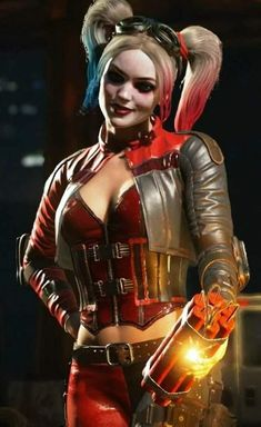 Injustice2 HARLEY QUINN Wallpaper MOBILE 66 750x1334