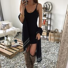 Jayden Vneck Dress | OHM BOUTIQUE