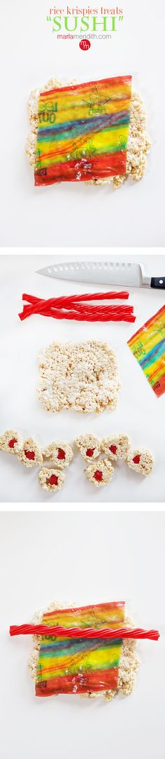The most creative Rice Krispies Treats you can ever create! MarlaMeridith.com ( @marlameridith )