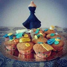 Fashion cup cake by ARTEILA
