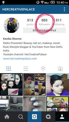 So I finally got this number; 500+ instagram followers!! Thank you so much everyone, you guys are amazing n you know that!! #hercreativepalace #kannu #instagram #500+followers #wootwoot #thankyou #socialmedia #awesomesauce #instapic #blogger #youtuber #delhi #india #againthsnkyou #muah