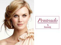 Lindo penteado indicado para mulheres com cabelos curtos! *-*