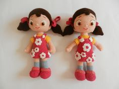 amigurumi Niloya Doll by yaseminkale on Etsy