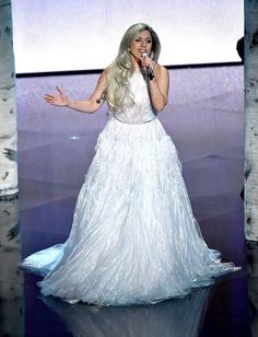 Lady Gaga truly sounded like an Angel