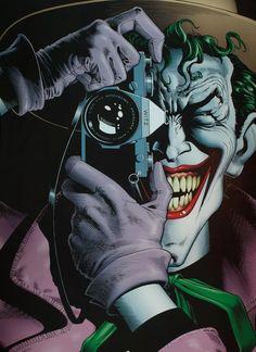 Get to Know Batman& Archnemesis, the Joker O Joker, Joker Dc Comics, Joker Art, Dc Comics Characters, Old Comics, Dc Comics Art, Joker And Harley, Harley Quinn, Marvel Comics