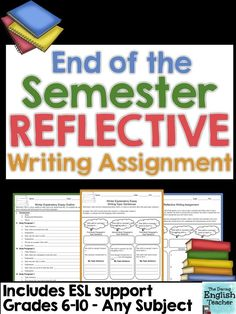 Grade  Reflective Essay  Writing Skill    Writing
