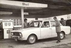 https://flic.kr/p/tEuZJT | Shell Gas Station. 1960s | Credit: Philippine Star
