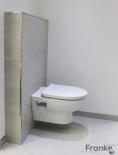 WC Im Betonstyle Http://www.franke Raumwert.de/Fliesen