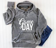 Items similar to Football Sweatshirt/ Football Mom Sweatshirt/ Football Mom Shirt/ Game Day Shirt/ High School Football/ College Football/ Football Season on Etsy Basketball Shirts, Football Mom Shirts, Custom Basketball, High School Basketball, Softball, Baseball Mom, Louisville Basketball, Basketball Goals, Basketball Hoop