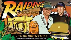 A really cool looking fan made documentary on Indiana Jones.  I've watched his Star Wars one and that was great.