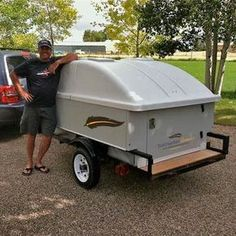 The Stitch And Glue Teardrop Caravan Tiny Trailers And