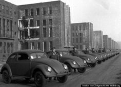 Andrea Hiott: Volkswagen Beetle History: 7 Things You Didn't Know About The Bug (PHOTOS)