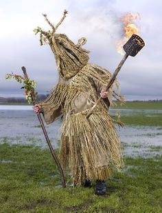 20 Mind-Blowing European Pagan Costumes Still Used Today