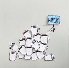 new Ideas quotes coffee morning humor Coffee Talk, Coffee Is Life, I Love Coffee, Coffee Break, My Coffee, Morning Coffee, Coffee Shop, Good Morning, Coffee Lovers