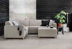 KARWEI | Deze loungebank is niet alleen stijlvol, maar ook weerbestendig en onderhoudsvriendelijk. #karwei #tuin #tuinmeubels