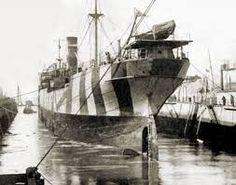 dazzle ships in drydock - Google Search
