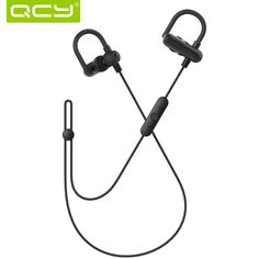 Bluetooth Headphones QCY QY11 Stereo Bass Earphones Sport Wireless Headsets with Mic Noise Cancelling for iphone Xiaomi Piston 3