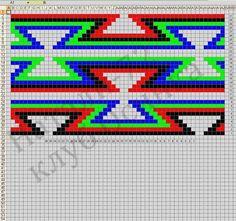 Wayuu Mochila chart Tapestry Bag, Tapestry Crochet, Crochet Dolls Free Patterns, Loom Patterns, Beaded Jewelry Patterns, Beading Patterns, Cross Stitch Embroidery, Cross Stitch Patterns, Mochila Crochet