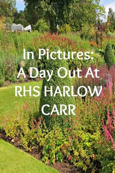 In Pictures: A Day Out at Harlow Carr In Harrogate #familytravel #harrogate #yorkshire