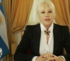 REYNAZUL TU RADIO AMIGA... Y VIVA POR SIEMPRE...: Susana Giménez será la Presidenta en una película ...