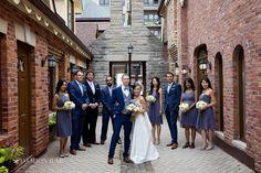 Kelly & Chris: Spencer's at the Waterfront Burlington Wedding