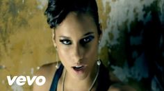 Alicia Keys - Try Sleeping With A Broken Heart       One of the best singers.  She has such powerhouse vocals.
