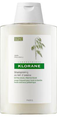 KLORANE | Shampooing extra-doux au lait d'avoine
