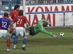 PES 6 keeper cutech football game