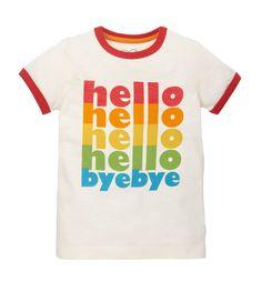 Little Bird by Jools Hello ByeBye T-Shirt