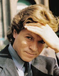 Robert Palmer. Had an incredible crush on this man and his music. Riptide.
