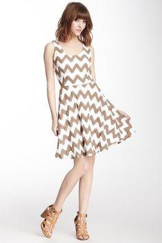 Wave Sleeveless Dress by VOOM By Joy Han on @HauteLook