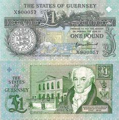 Guernsey 1 Pound_2016