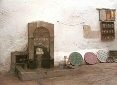 local water supply, Essaouria Morocco