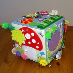 Развивающие игрушки (ТОЛЬКО ГОТОВЫЕ РАБОТЫ И ВЫКРОЙКИ) - Рукоделие - сообщество на Babyblog.ru - стр. 47