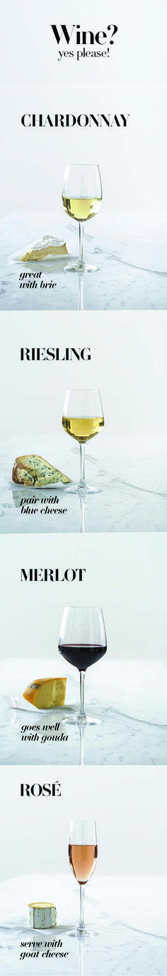 The right glassware and a well-paired cheese turn a glass of wine into gourmet treat.