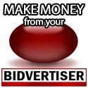 make money with bidvertiser if you have a website or blog