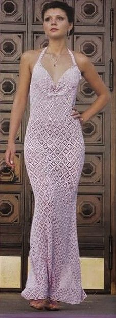 Crochet Patterns, Formal Dresses, Fashion, Dresses For Formal, Moda, Formal Gowns, Fashion Styles, Crochet Pattern, Formal Dress