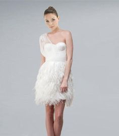 Best Cocktail Dresses Sexy One Shoulder Sheath Prom Dress With Beading Feather And Zipper 2015 Cocktail Dress New Arrival Black And White Cocktail Dresses From Fashion_vane, $83.77| Dhgate.Com