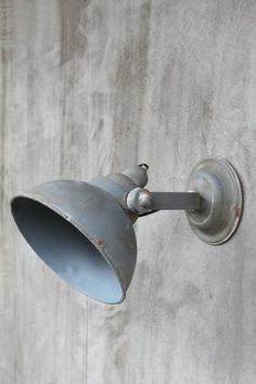 Wandlampe Wand Industrielampe shabby Strahler Metall modern Retro Wandleuchte