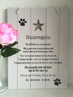 Honden huisregels
