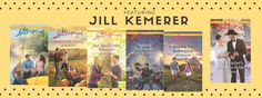 Giveaway at Donna's Bookshelf: Featuring author Jill Kemerer #BookGiveaway