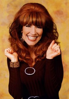 Katey Sagal as Peggy Bundy in Married With Children