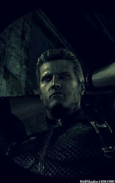 Albert Wesker by on DeviantArt >>>> Just imagine that Wesker is waiting for you to get home and you see him like this on the bed. Resident Evil Video Game, Resident Evil Game, Jill Sandwich, Evil Pictures, Albert Wesker, Leon S Kennedy, Evil Person, My Fantasy World, The Evil Within