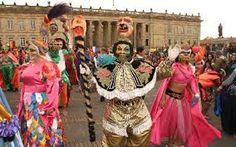 #Bogota de fiesta #travel